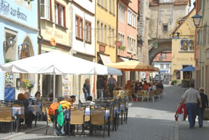 City Partner Hotel Merian Rothenburg ob der Tauber